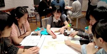 『東大ガールズハッカソン』にスポンサー企業として参画!「黒蜜ピンス」チームにDMM.comラボ賞を贈呈!