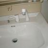 洗面台修理1−2(取替えか維持か?の微妙な事例)
