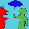 なんで日本人は傘をさすのがこんなに大好きなのか?