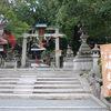 京都 紅葉100シリーズ 鳩の三宅八幡宮  No.60