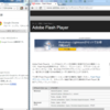 Flash Player Security updates on January 22, 2015 と Google Chrome 40