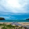[カメラ] 沖縄の本島で誰もいない穴場の浜辺 コスプレ撮影でも使えます