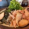 広島市『つけ麺本舗 辛部 相田店』のりかつお つけ麺