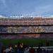 新婚旅行でバルセロナへ。カンプノウスタジアムで念願のサッカー観戦