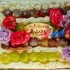 100歳のバースデーケーキ