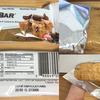 Quest Bar(プロテインバー)をいろいろ食べていくよ〜 チョコチップクッキー編