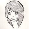 【似顔絵】このブログの主、ちゅんリアル版【描いてみた】
