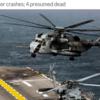 先月の普天間 CH53E クラスA 重大事故を隠し、沖縄県の問い合わせに何の回答もしない在沖米軍。これが拝米ウヨがこよなく愛する「トモダチ」の姿だ !