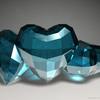 ダイヤモンドのハート