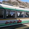 浅草と会津を一本で結ぶ「特急リバティ会津」は和が取り入れられたピカピカ車両だった。