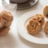 バター無しで作れるアイスボックスクッキー2種