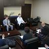 上林弘和理事長が医療業界誌「ドクターズマガジン」の取材を受けました