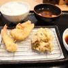 「空堀天ぷら飯 から天」松屋町の飯! 美肌をもたらすアンチエイジングランチ