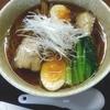 和風らーめん 味のほうさく@埼玉県深谷市の『味玉醤油らーめん』がやさしいおいしいあったかい
