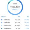 【運用3ヶ月目】WealthNavi(ウェルスナビ)の利益は5,402円、損益率は+4.5%でした【実績と始め方】