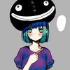 変な帽子10円