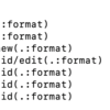 prefixでidを複数持たせる方法【ルーティング】