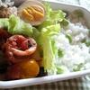 イカとじゃがいものトマトソース煮込み弁当 6.28