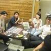 Hiromas Hostel in Akibaでボードゲーム