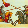 中世ヨーロッパの娯楽 どんなスポーツやゲームで遊んでいたのか?
