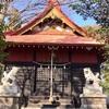 素戔嗚尊が一晩の宿を求めた 井ノ口の蓑笠神社(中井町)