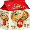 【食べてみた】日清 ラ王 袋麺 醤油味 (日清)