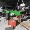薪割り機改造続き