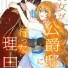 【翻訳】彼女が公爵邸に行った理由 107話 あらすじ&ネタバレ(最新話)