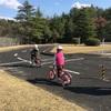 子どもが自転車で一般道は怖い