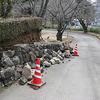 大田原神社の被災状況