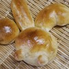 うさぎのパン。