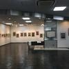 松澤秀延さんの個展、第一日目