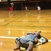 みーたんは体育館で新しい遊びを覚えた!