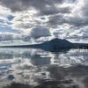 2018年9月 十勝岳温泉に泊まる北海道紅葉めぐり⑧ ~ 3日目・支笏湖の鏡のような景色・秘湯の丸駒温泉も楽しみました。~