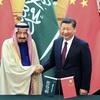 サウジ国王、習主席と会談…貿易などで協力深化