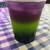 セブのスグボメルカドで二度目の魔女のアイスティーは魔女が作っていそうな色でしたΣ(゚∀゚ノ)ノキャー