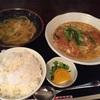かつとじ定食 @ 味加味 新神戸