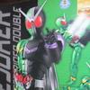 仮面ライダーダブル MG FIGURERISEフィギアライズ 1/6 仮面ライダーダブルサイクロンジョーカー