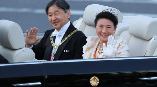 本化国主について一考:天皇陛下即位パレードの日に
