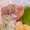 ランチ日記 #108 三州屋 日本橋店のアジのたたきはボリューム満点