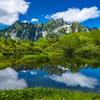剱岳の夏登山 その7 池ノ平から仙人池、そして秘湯の仙人温泉(池ノ平小屋〜仙人温泉)