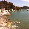 大理石海岸の輝き