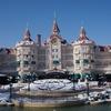 ディズニーランド・パリへ行こう(雪のパーク) / Trip to Disneyland Paris (Parks in snow)