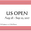2017全米オープンは準々決勝でフェデラー敗退、ナダルとの準決勝実現せず