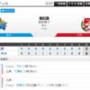 2019-04-12 カープ第13戦(横浜スタジアム)●0対6 横浜(3勝10敗0分)大瀬良でも連敗を止められず。1安打完封負け。