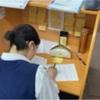 先生がどんな勉強をしているか環境学習ができる生徒