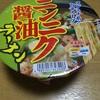 ニンニク醤油ラーメン@セイコーマート