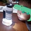 面白い!ミクロモンスター・顕微鏡&調査キットを使ってみた感想