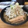 『麺屋 羅漢』にて「羅漢ラーメン」 秋田県横手市