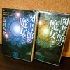 『図書館の魔女』の好きな所「小さな欠片を未来に届ける」【高田大介】